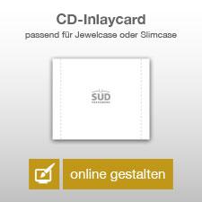 CD-Inlaycard online gestalten