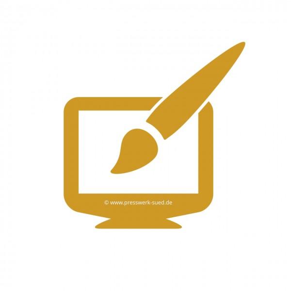 Design online gestalten
